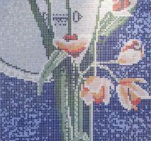 Unikatni mozaik M0025
