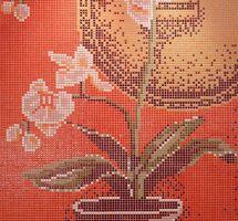 Unikatni mozaik Ž0022