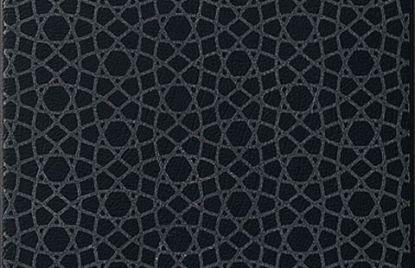 Tau 20 X 20 Capitonne Black Decor Textil 3DO_3