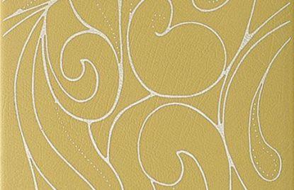 Tau 20 X 20 Capitonne Mustard Decor Textil 3D1_1