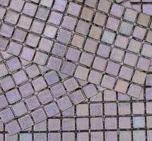 Mozaik METALICO PLATA