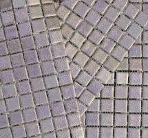 Mozaik METALICO SILVER