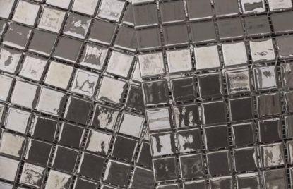Mozaik METALICO PLATINO