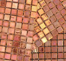 Mozaik METALICO BRONCE