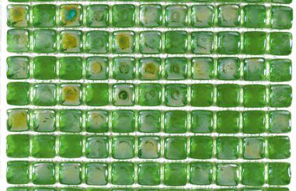 Mozaik zeleni – krogle