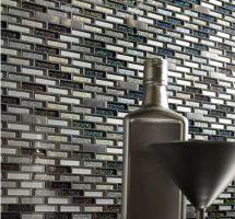 Mozaik ploščice steklo