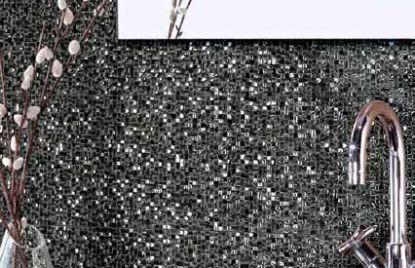 Črni mozaik Mosaic 20×60