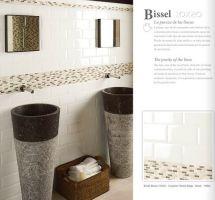 Retro kuhinjska keramika Metro Bissel