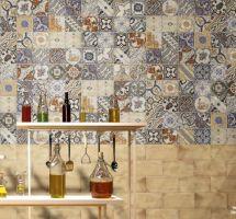 Kuhinjska keramika Treviso decor